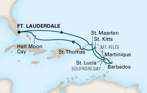 Οδοιπορικό στη Νότια Καραϊβική (17HAL22)
