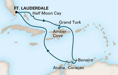 Οδοιπορικό στην Καραϊβική (17HAL58)