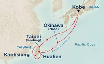 Νησιά Ρίου Κίου & Ταϊβάν (Pri 63)