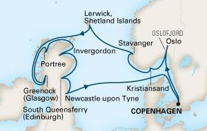 Σκανδιναβία & Αγγλία (17HAL42)