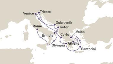 Στολίδια της Αδριατικής και του Αιγαίου (17Cun38)