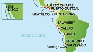 Ταξίδι στη Νότιο Αμερική (*NCL62)