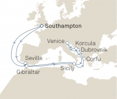 Θαύματα της Μεσογείου (Cun15)