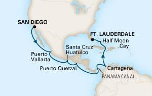 Χειμώνας - Κανάλι του Παναμά (16HAL61)