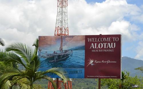 Αλοτάου (Παπούα): Καλωσορίσατε στο Αλοτάου! Παπούα Νέα Γουϊνέα.