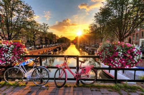 Βόρεια Ευρώπη & Βρετανικά Νησιά (19HAL89) - Άμστερνταμ