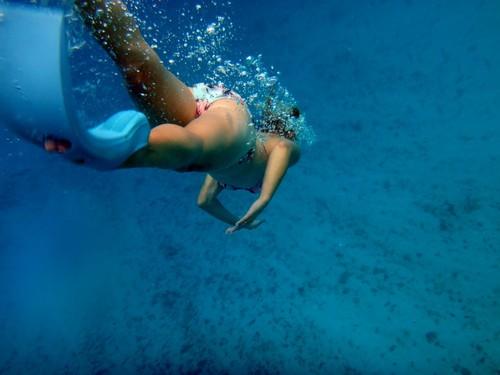 Ανείτιουμ: Υποβρύχια εξερεύνηση στα καταγάλανα νερά. Ανείτιουμ. Βανουάτου. Νέα Καληδονία.