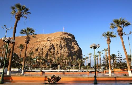 Αρίκα: Η Αρίκα είναι η βορειότερη κοινότητα και πόλη λιμάνι. Χιλή.