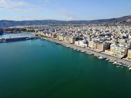 Βόλος: Λιμάνι, Μαρίνα και παραλία του Βόλου. Ελλάδα..jpg