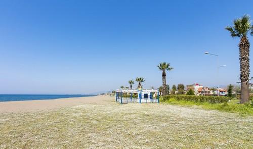 Δικελί: Παραλία Δικελί. Τουρκία.