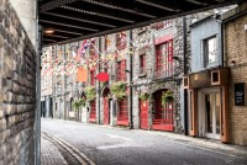 Δουβλίνο: Όμορφος Δρόμος. Δουβλίνο. Ιρλανδία. Αγγλία