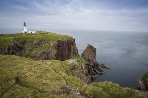 Εν Πλω  ( Kέιπ Ροθ ): Ακρωτήριο Ροθ. Το τέλος της Σκωτίας. Σκωτία
