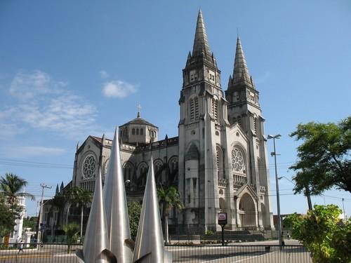 Φορταλέζα : Μητροπολιτικός καθεδρικός ναός στη Φορταλέζα. Βραζιλία.