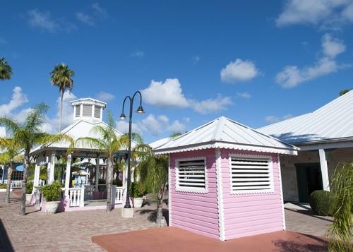 Φρίπορτ - Γκραντ Μπαχάμα Άιλαντ: Πρωϊνό στην αγορά του Φρίπορτ. Μπαχάμες.