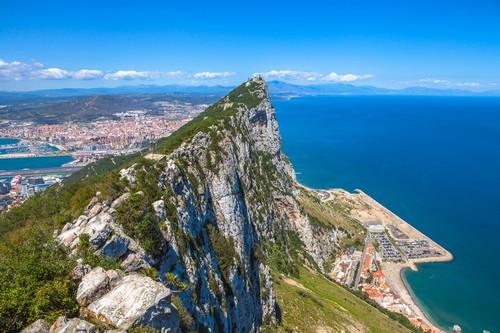 Δυτική Μεσόγειος από Βαρκελώνη (19Pri42) - Γιβραλτάρ