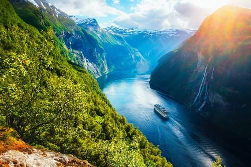 Ισλανδία & Νορβηγία (19Pri39) (Γκεϊράγκερ)