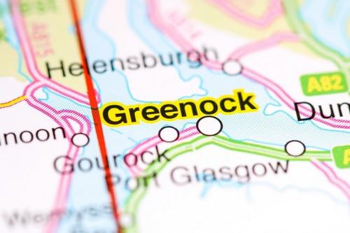 Γκρίνοκ: Γκρίνοκ επί χάρτου. Αγγλία.