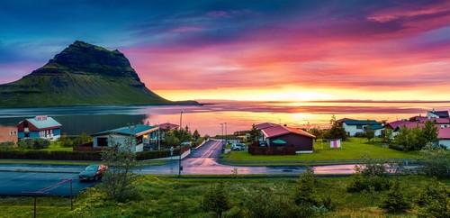 Ισλανδία & Νορβηγία (19Pri39) (Γκρούνταρφιoρδουρ)