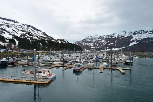 Κρουαζιέρα στους Παγετώνες της Αλάσκας (Pri 2b) - Γουίτιε (Αλάσκα)