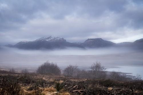 Ινβεργκόρντον : Εκπληκτική ανατολή στο Ινβεργκόρντον. Σκωτία.