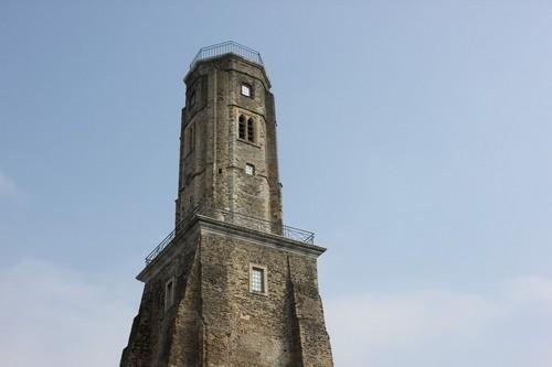 Καλαί: Πύργος Παρατήρησης στο Καλαί. Γαλλία.