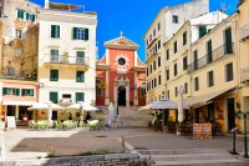 Δυτική Μεσόγειος από Βαρκελώνη (19Pri42) - Κέρκυρα