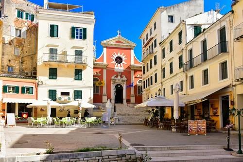 Italia, Greece & Corsica (PO2) - Κέρκυρα
