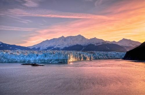 Κρουαζιέρα στους Παγετώνες της Αλάσκας (19Pri109c) (Κόλπος Παγετώνα Χούμπαρντ (Αλάσκα))