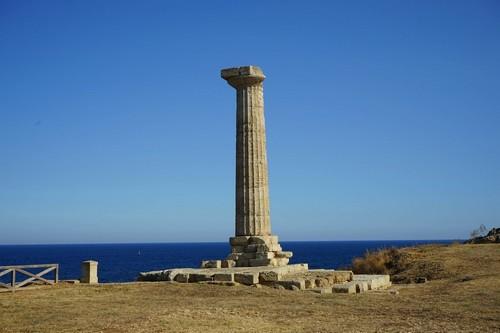 Κρότωνας: Αρχαιολογική περιοχή στην ανατολική ακτή της Καλαβρίας. Η Ελλάδα παντού! Κρότωνας. Καλαβρία. Ιταλία