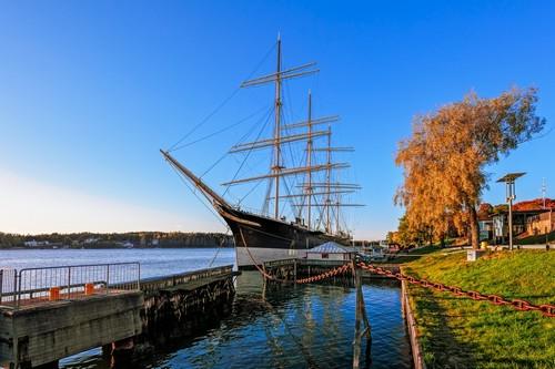 Stockholm to Copenhagen (Sea4) - Μάριεχαμν (Νησιά Άλαντ)