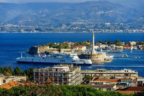 Aδριατική & Μεσόγειος από Πειραιά (19Pri2a) - Μεσσίνα (Σικελία)