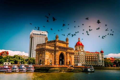 Μουμπάι: Πύλη της Ινδίας στη Μουμπάϊ της Μαχαράστρα. Ινδία