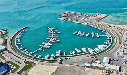 Μπαχρέϊν: Η μαρίνα του Μπαχρέϊν. Μπαχρέϊν.