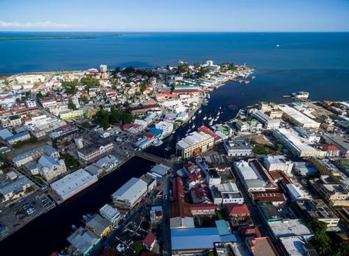 Δυτική Καραϊβική (19Pri50c) - Μπελίζ