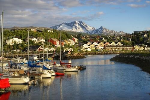 Μυστικά της Νορβηγίας (19Cun58) - Νάρβικ