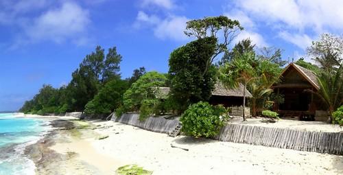 Νησιά Κονφλίκτ: Νησιά Κονφλίκτ. Παπούα Νέα Γουϊνέα.