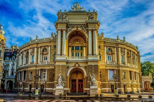 Μαύρη Θάλασσα & Ακτές Κριμαίας (Pri13) - Οδησσός