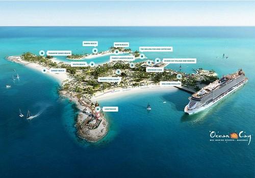 Όσεαν Κέϊ MSC Reserve: Ανακαλύψτε τον νέο και αποκλειστικό προορισμό της MSC CRUISES. Ocean Cay MSC Marine Reserve. Μπαχάμες.