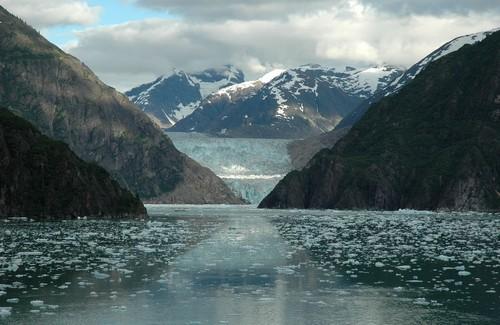Παγετώνας Σόγιερ (Aλάσκα): Παγετώνας Σόγιερ. Αλάσκα. ΗΠΑ.