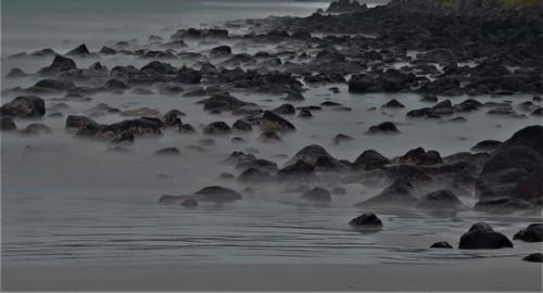 Πόρτλαντ - Βικτώρια: Βράχοι & Θάλασσα στο Πόρτλανδ. Βικτώρια. Αυστραλία.