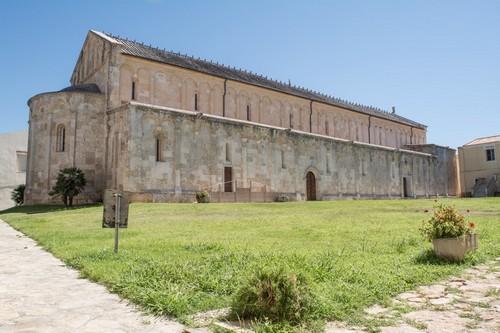 Πόρτο Τόρρες: Η εκκλησία του San Gavino στο Πόρτο Τόρρες. Ιταλία.