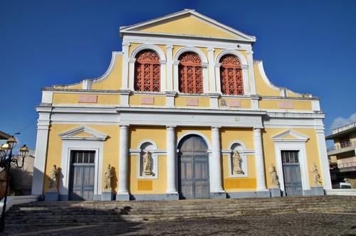 Πουάντ α Πίτρ - Γουαδελούπη: Kαθεδρικός ναός Πέτρου και Παύλου στο Πουάντ Α Πίτρ. Γουαδελούπη.