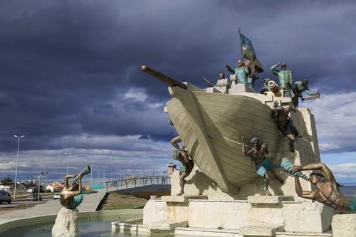Ακρωτήριο Χόρν & Στενό Μαγγελάνου - Από Χιλή (19Pri72a) (Πούντα Αρένας)