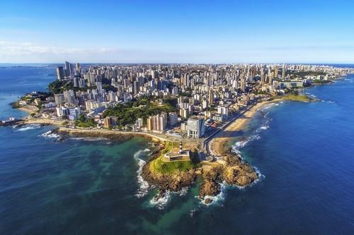 Ανακάλυψη Βραζιλίας (20MSC142) - Σαλβαντόρ
