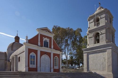 Σαν Αντόνιο (Sandiago): stock-photo-historic-church-of-san-antonio-in-the-village-of-matilla-in-the-atacama-desert-tarapaca-chile-725625478 Η ιστορική εκκλησία του Αγίου Αντωνίου στην ομώνυμη πόλη της επαρχίας Βαλπαραϊσο. Σαν Αντόνιο. Χιλή.