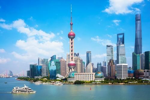 Ανατολική Ασία (19HAL11) - Σανγκάη