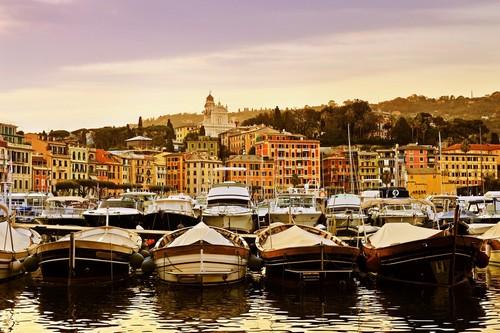 Ισπανία & Ιταλία (18Cun15) - Σάντα Μαργκαρίτα (Λιγουρία)