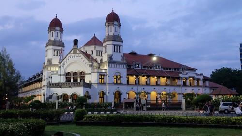 Ανακάλυψη της Ινδονησίας (18HAL63) - Σεμαράνκ (Ιάβα)