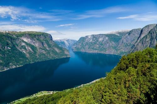 Σογκνεφιόρδ : Φιορδ που σου κόβουν την ανάσα. Σάγκεφιορδ. Νορβηγία.