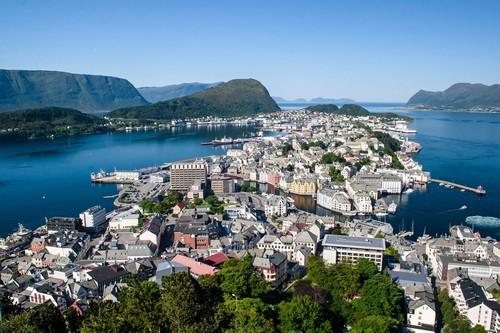 Νορβηγικά Φιορδ  (16PO10) - Στάβανγκερ